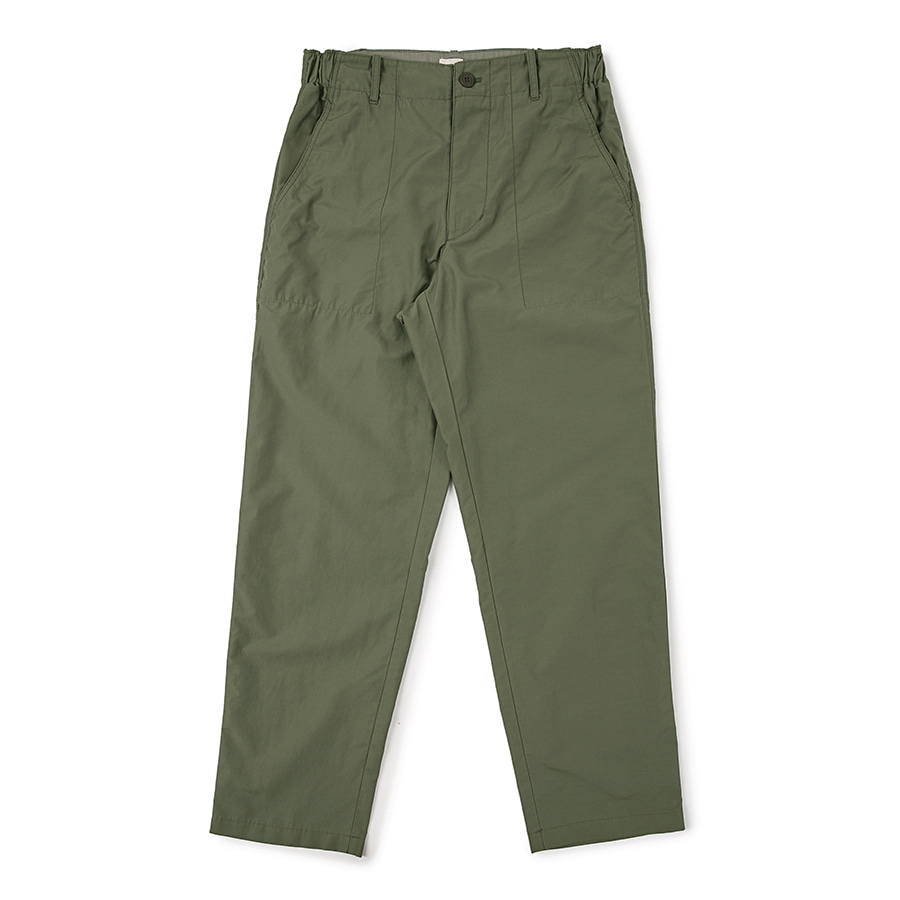 25%OFF_FarewellYouth Baker Pants  (Olive)