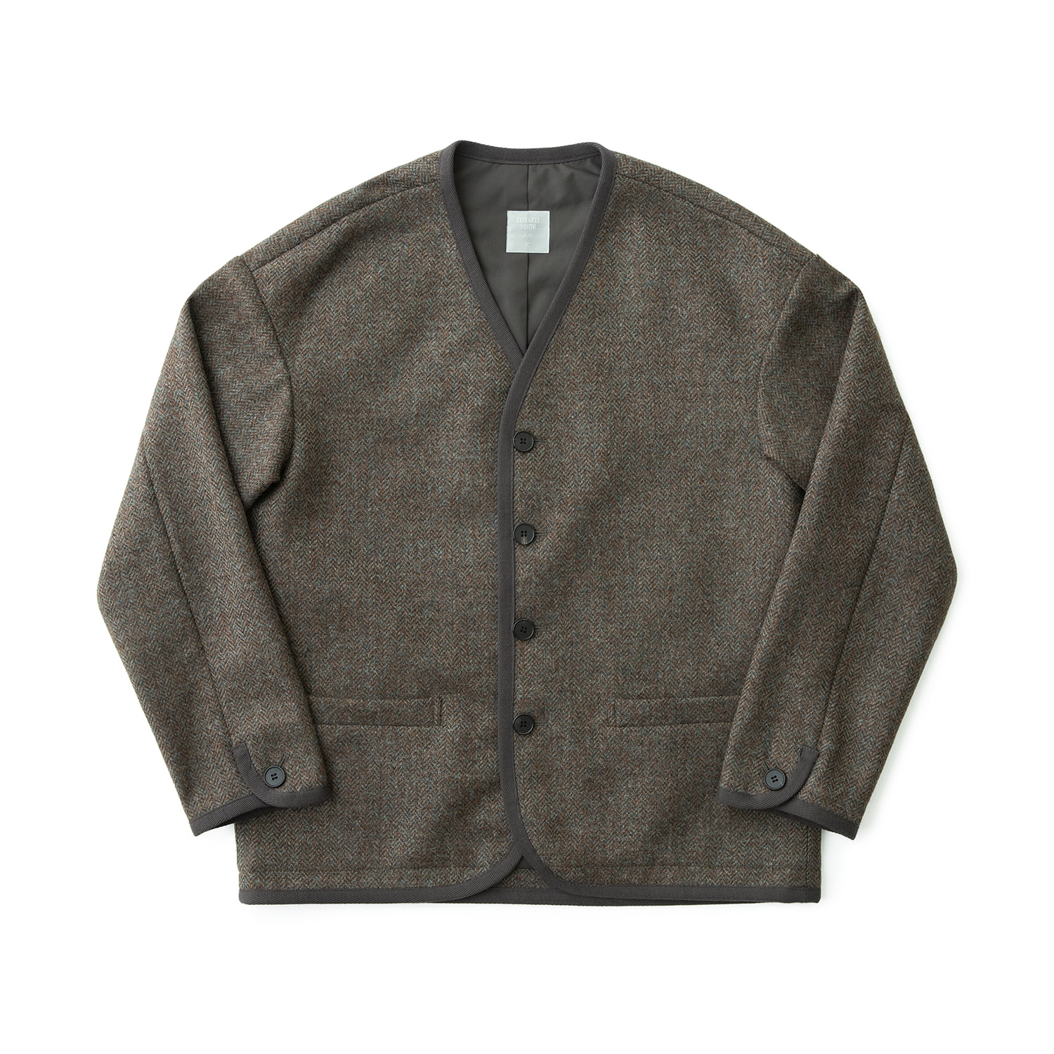 Moontweed Legacy Jacket (Herringbone)