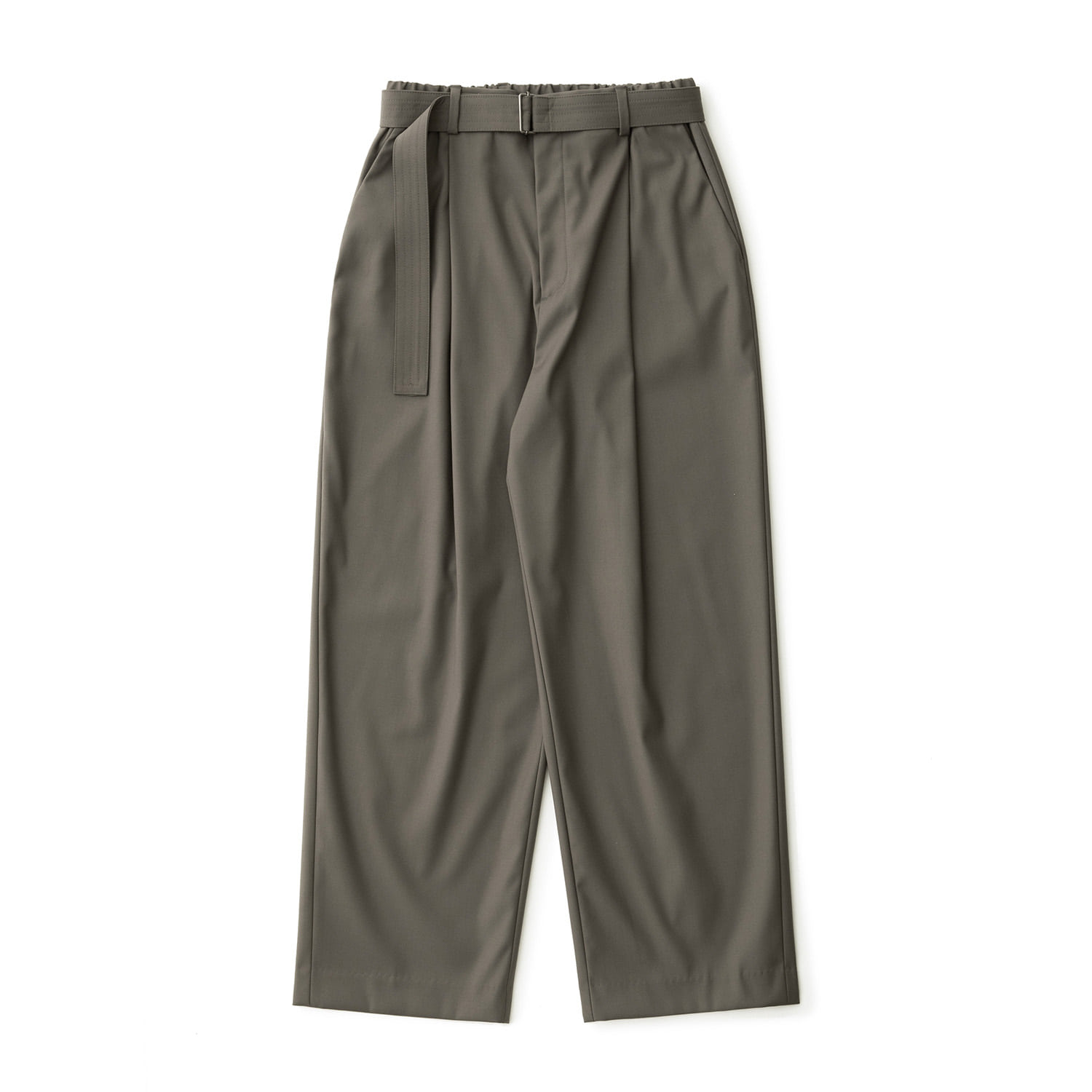 Calm Banded Pants (Mink)