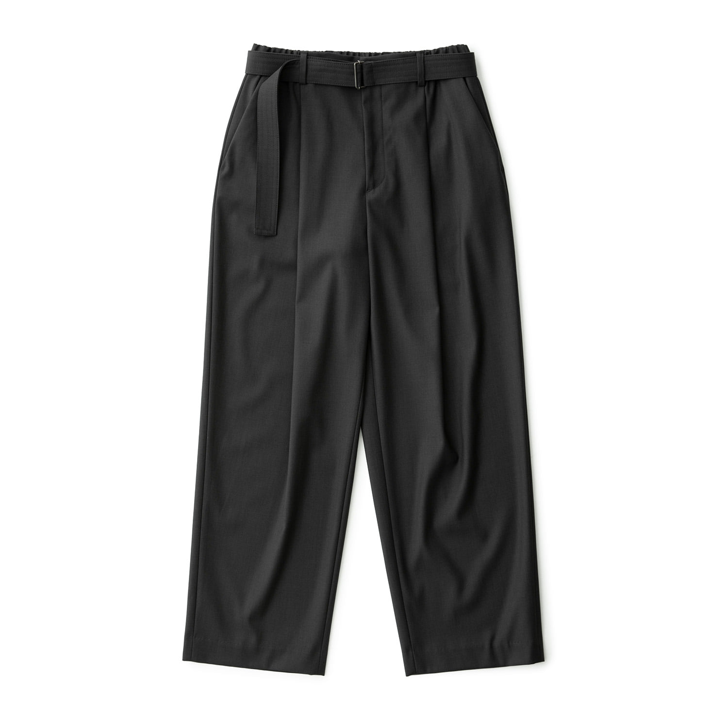 [재입고] Calm Banded Pants (Charcoal)