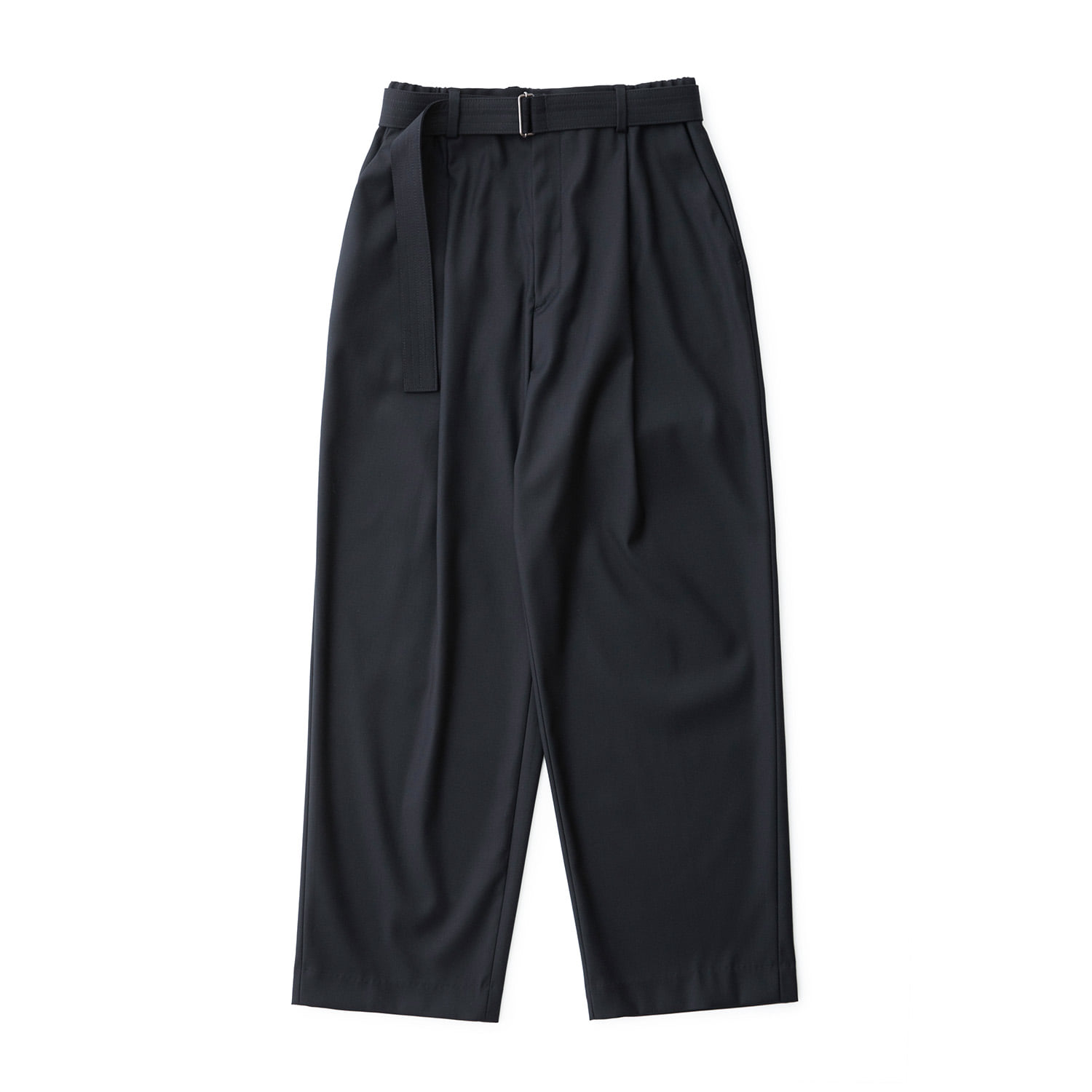 21SS Calm Banded Pants (Navy)