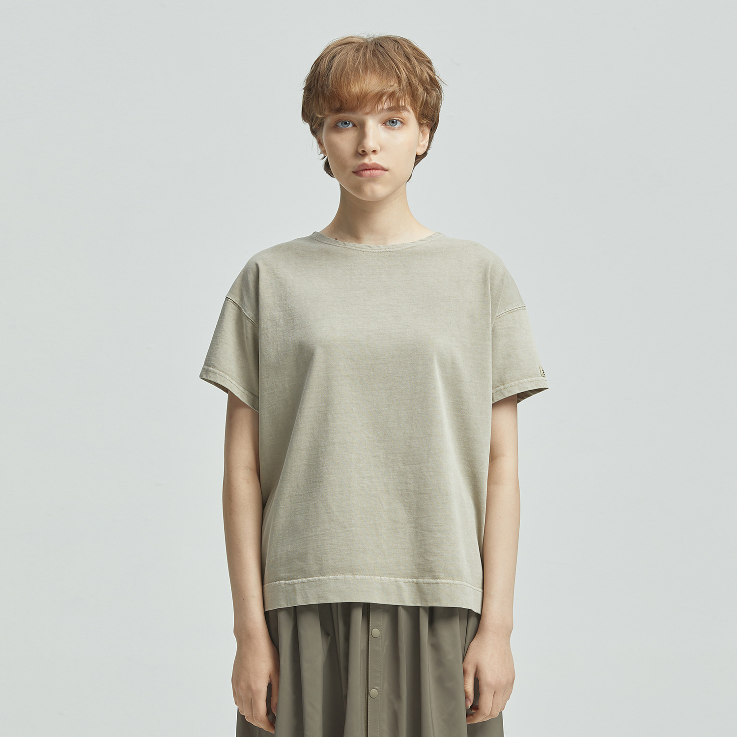 Women Nomad Basqueshirt (Soil)