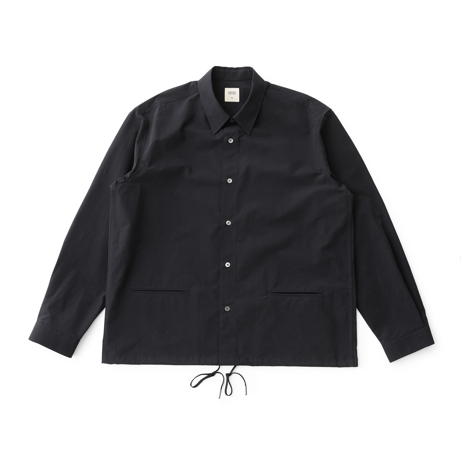 Neo Coach Jacket (Almost Black)